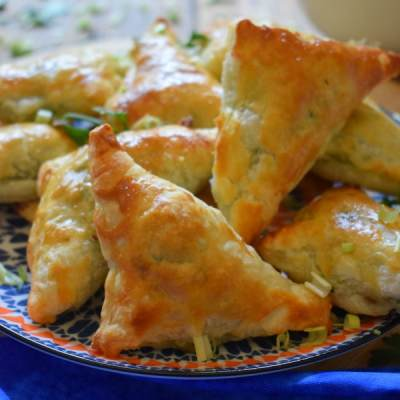 Feta & Spinach Pastries
