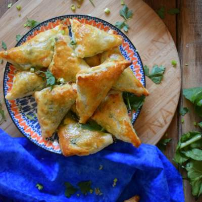Puff Pastry Recipes & Ideas