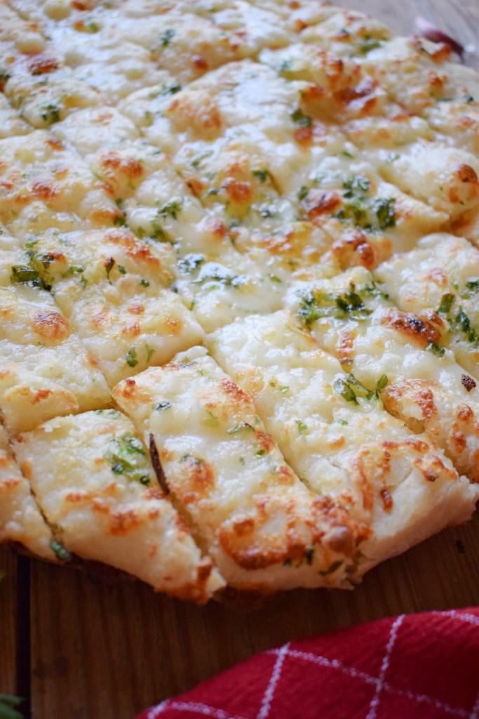 Cheesy Garlic Fingers