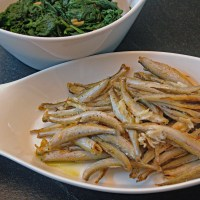 OVEN ROASTED SMELTS