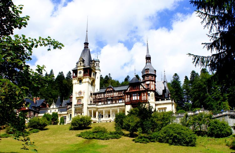 Peles Castle Most Beautiful Places in Romania to Plan Your Trip Around