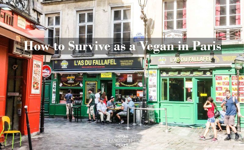 How to Survive as a Vegan in Paris