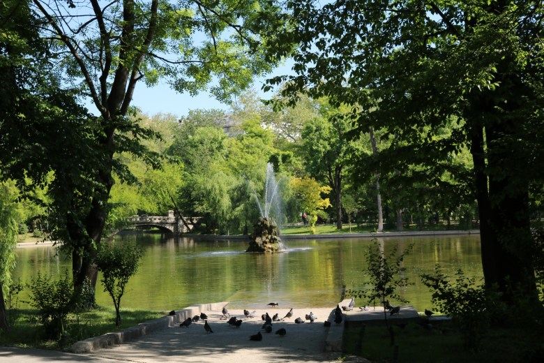 Cișmigiu Gardens 10 Amazing Places To Visit When You're In Bucharest