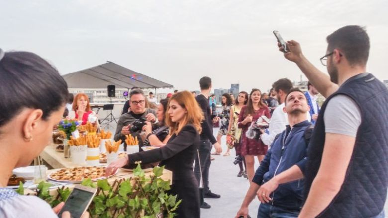 Rooftop party Experience Bucharest