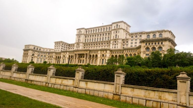 Palace of Parliament Experience Bucharest