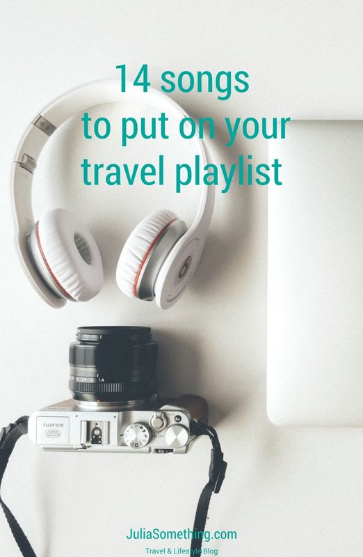 14 songs to pun on your travel playlist
