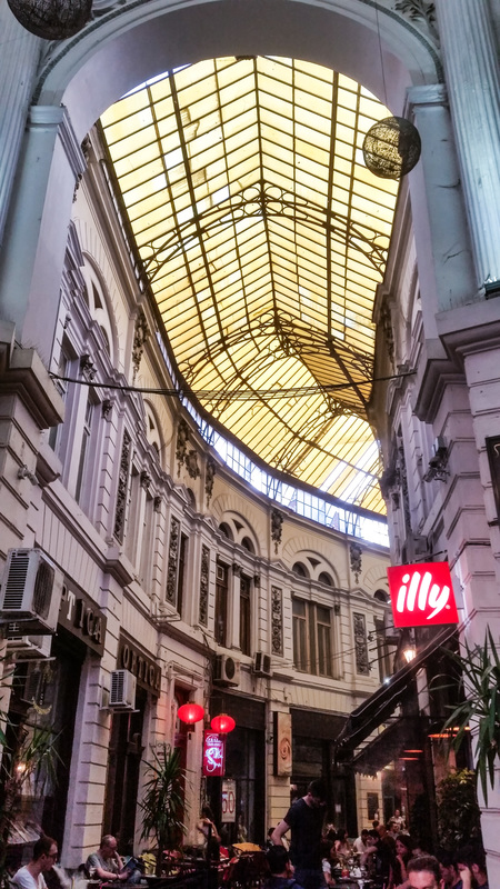 macca-villacrosse passage Questo discover people, places and stories Bucharest Romania