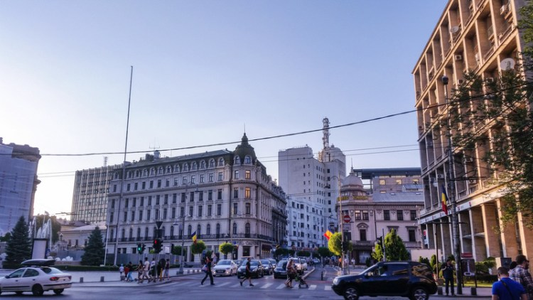 Calea Victoriei Questo discover people, places and stories Bucharest Romania