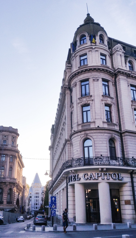 Calea Victoriei Questo discover people, places and stories Bucharest Romania Calea Victoriei Hotel Capitol