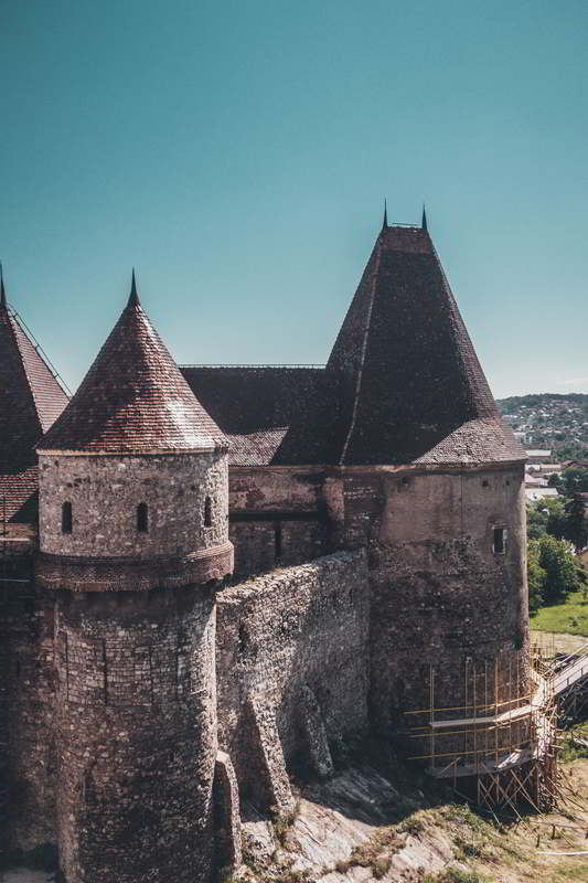 Why you should visit Corvin Castle, the medieval castle of Transylvania