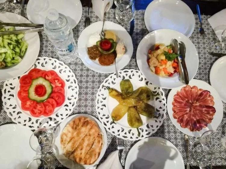 Bulgarian Food why visit Bansko in Summer