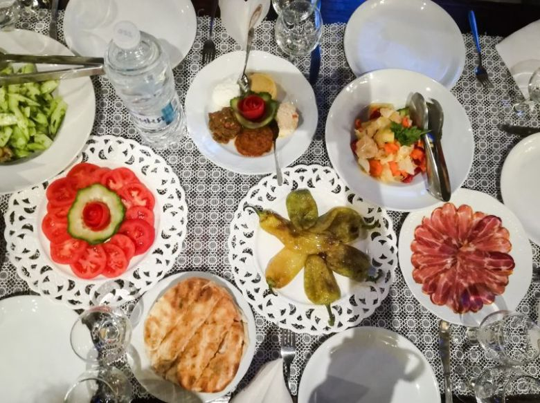 Bulgarian Food why visit Bansko in Summer