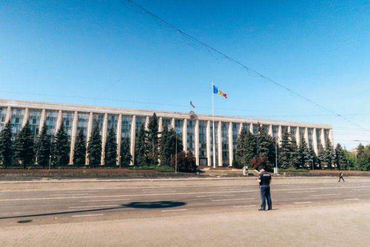 How to spend 48 hours in Chisinau, Moldova The parliament of Moldova