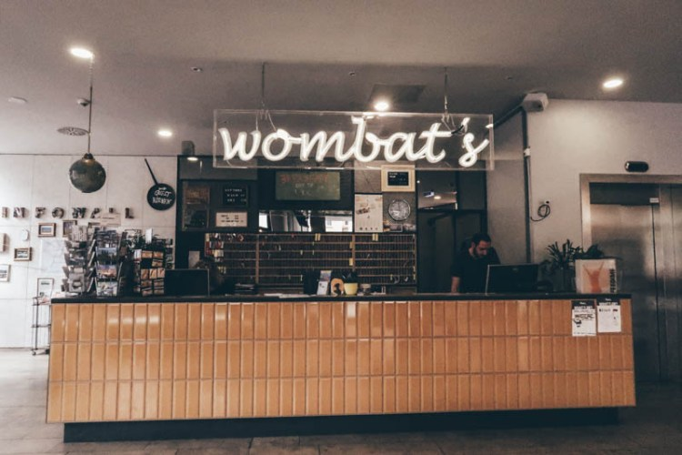 Wombat's City Hostel Berlin - The Place reception