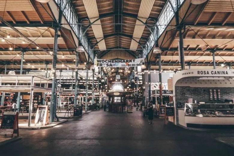 Markthalle Neun kreuzberg berlin marketplace