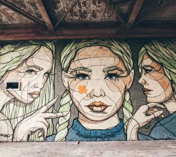 teufelsberg mural berlin culture art