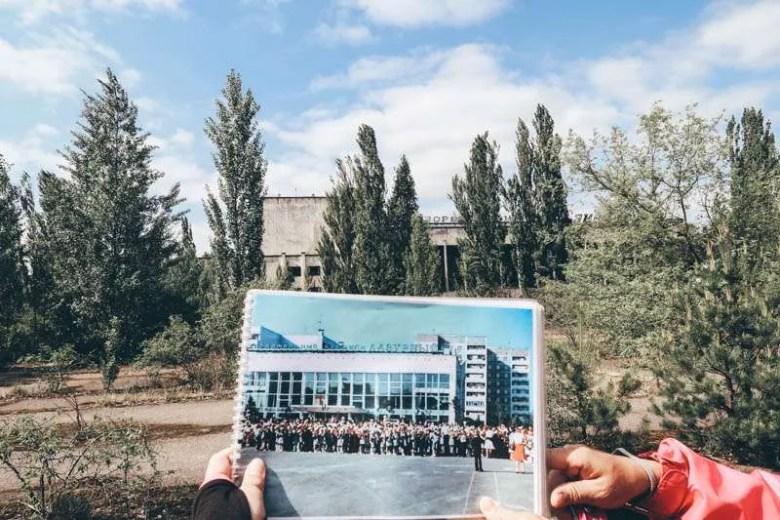 visit Chernobyl nuclear plant pripyat