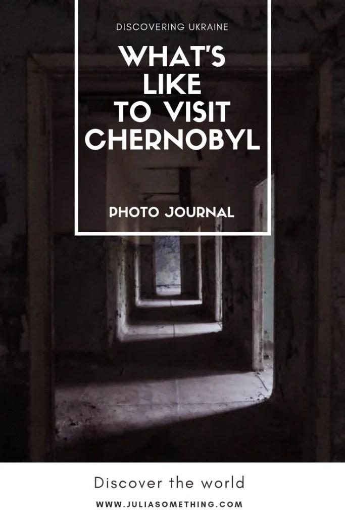 What's like to visit Chernobyl - Photo Journal #Ukraine #Chernobyl #Kiev