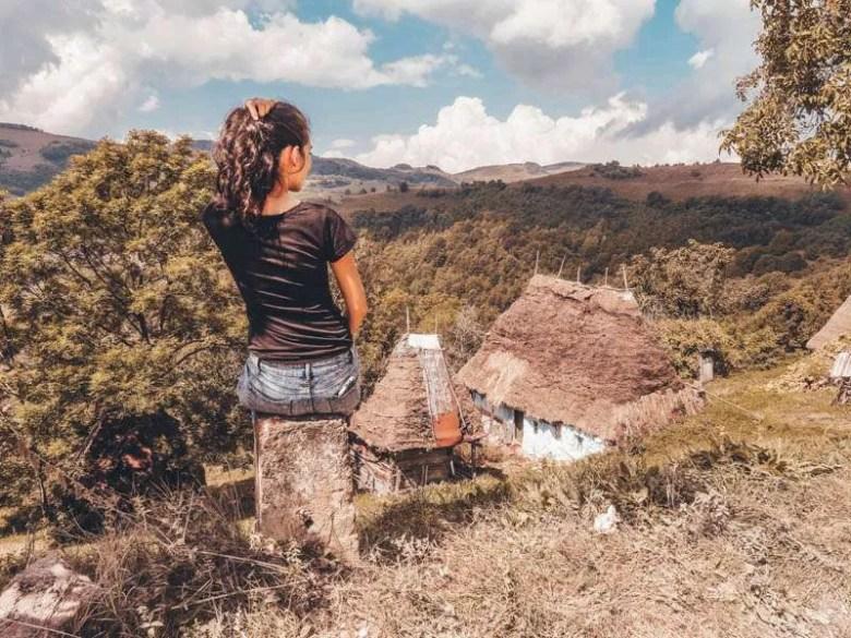 Râmeț, Albești village heritage trip romania