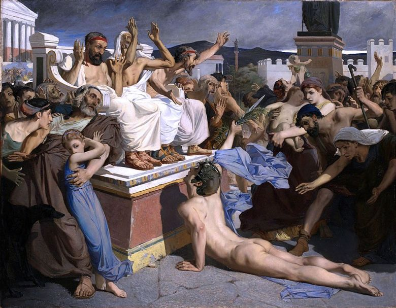 marathon origin what is athens famous for Phidippides