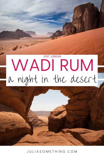 Wadi Rum desert: How to send a night in a Bedouin camp in wadi rum desert in Jordan (Middle East travel)