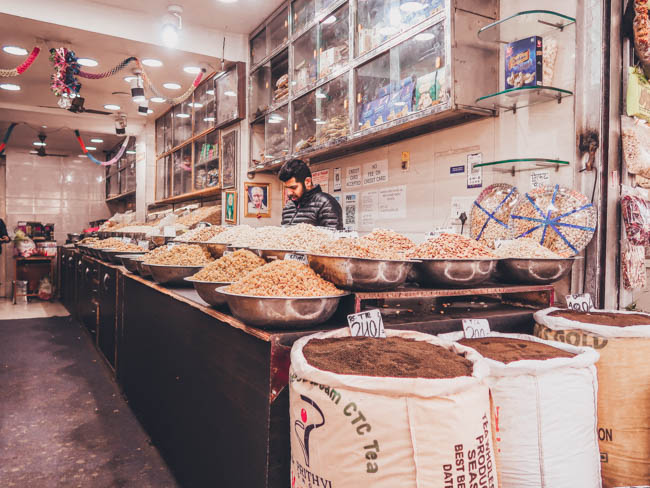 Spice Market  first time in india what to do in delhi india