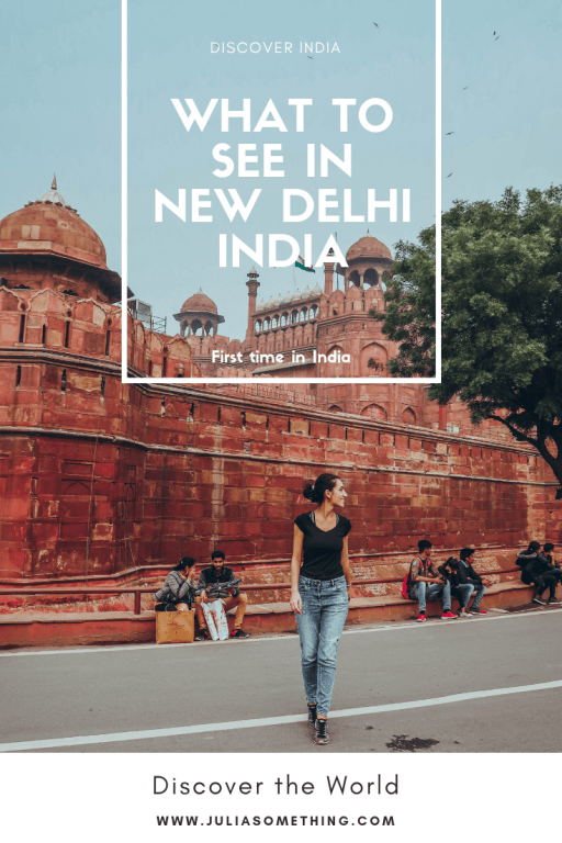 First time in india What to do in Delhi India