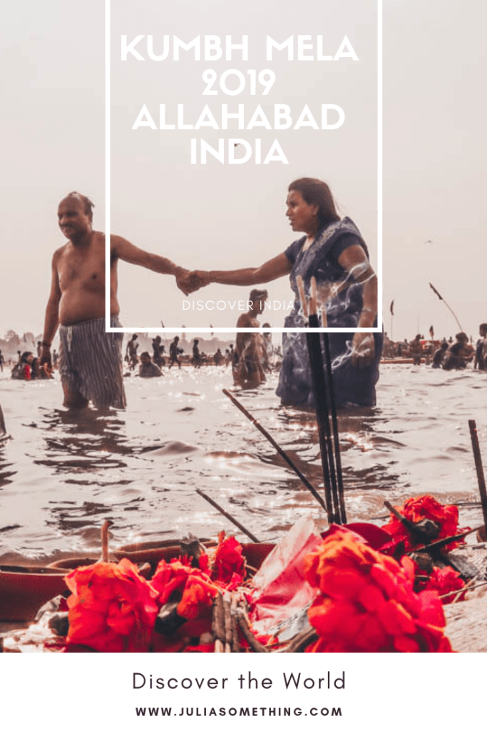 Kumbh Mela 2019 in Allahabad, India, as seen by European travellers