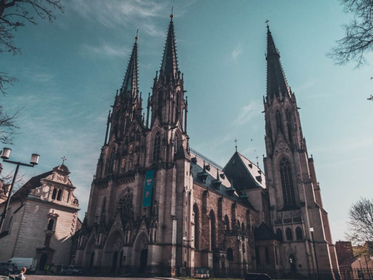 A weekend in Olomouc? Here's a list of things to do in Olomouc  St Wenceslas Cathedral