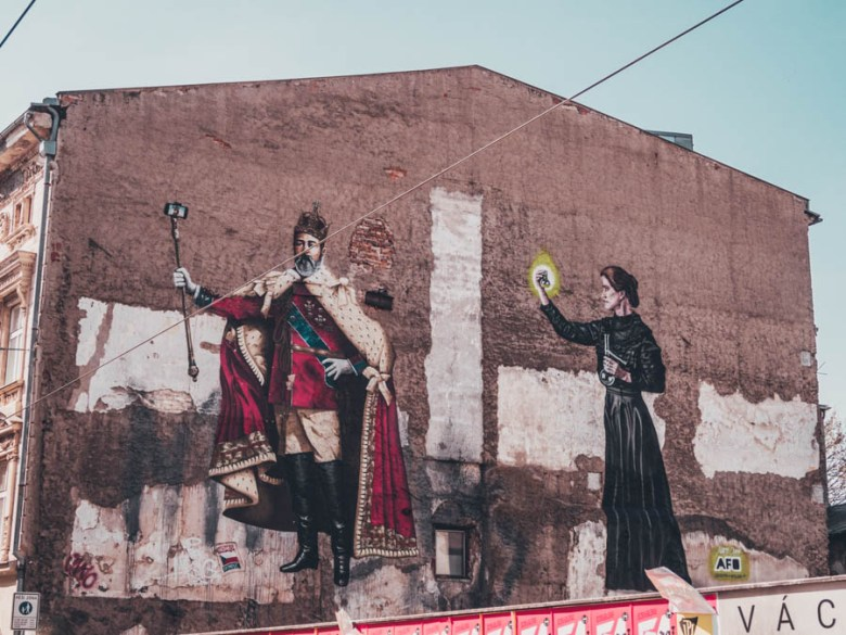 A weekend in Olomouc? Here's a list of things to do in Olomouc street art