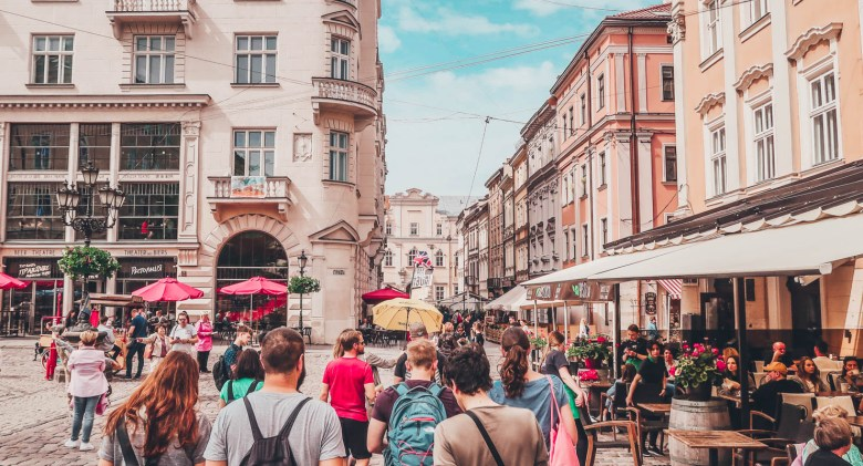 Why do you need to visit Lviv, the western city of Ukraine
