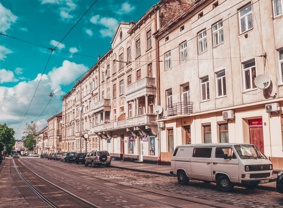 visit Lviv Ukraine Europe road trip