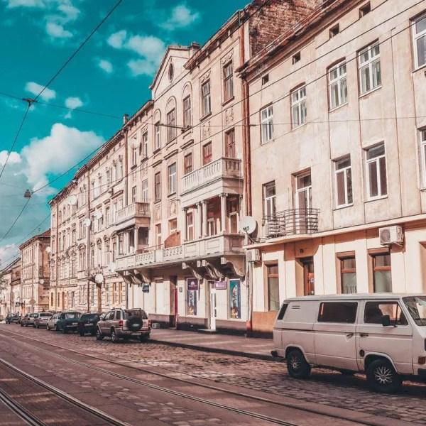 visit Lviv Ukraine Europe road trip