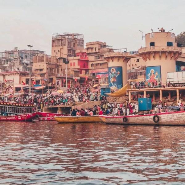 2 Days in Varanasi, the holy city of India