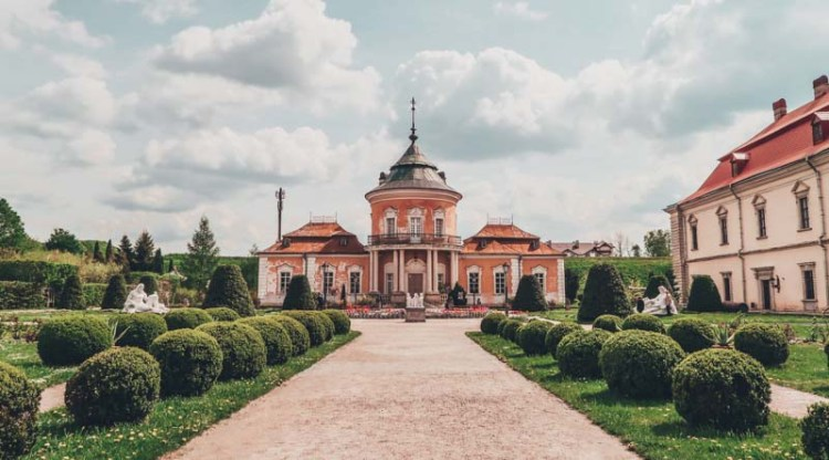 Zolochiv Castle (the Chinese palace) Visit the castles around Lviv, Ukraine: 1-day road trip from Lviv