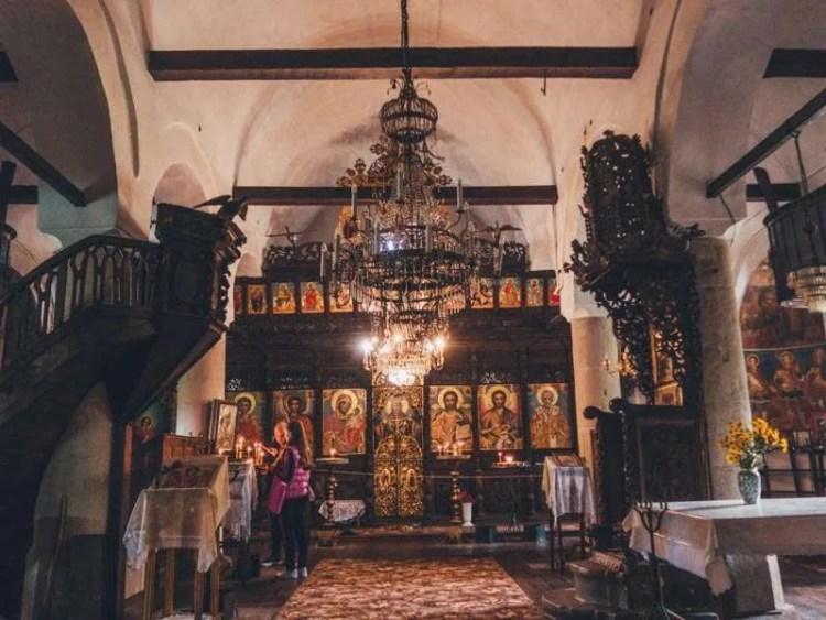 Tryavna's old church Why you should visit Tryavna, Bulgaria