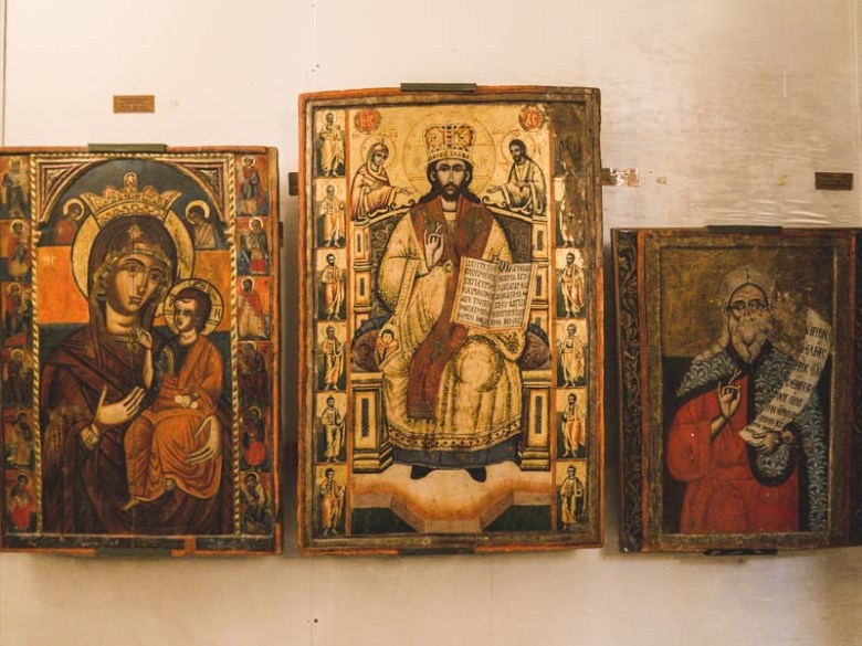 Tryavna iconography school museum Why you should visit Tryavna, Bulgaria
