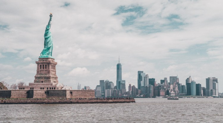 Weird things about New York City that struck me as non-American