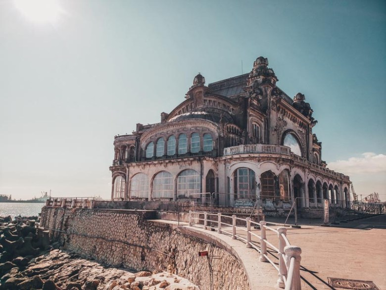 The Casino How to spend 1 day in Constanta, Romania