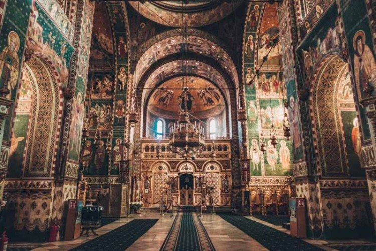 Saints Paul and Peter Cathedral How to spend 1 day in Constanta, Romania