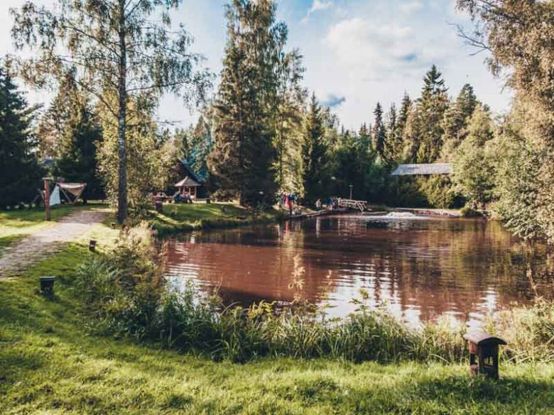 Viking Village  Eastern Europe road trip itinerary 2-4 weeks (Baltic road trip itinerary)