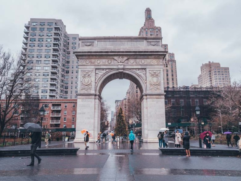 Visit Washington Square Park