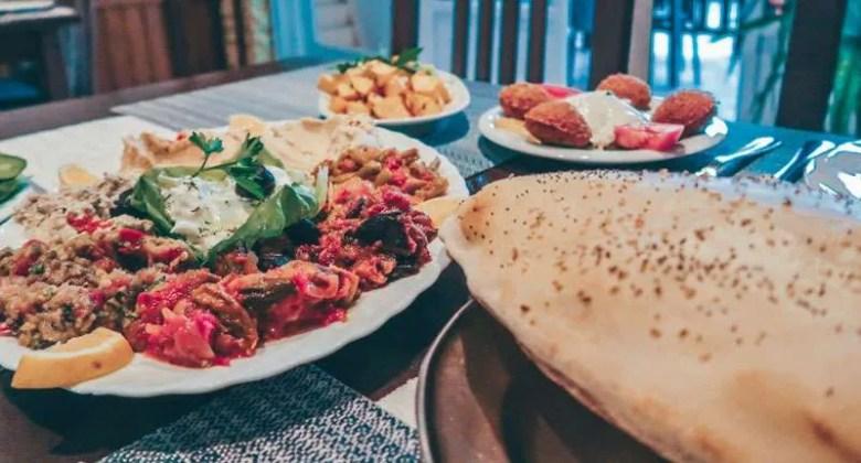 restaurant beirut bucharest romania