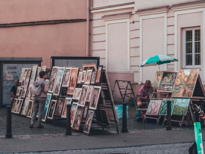 what you need to see in Vilnius in 1 day