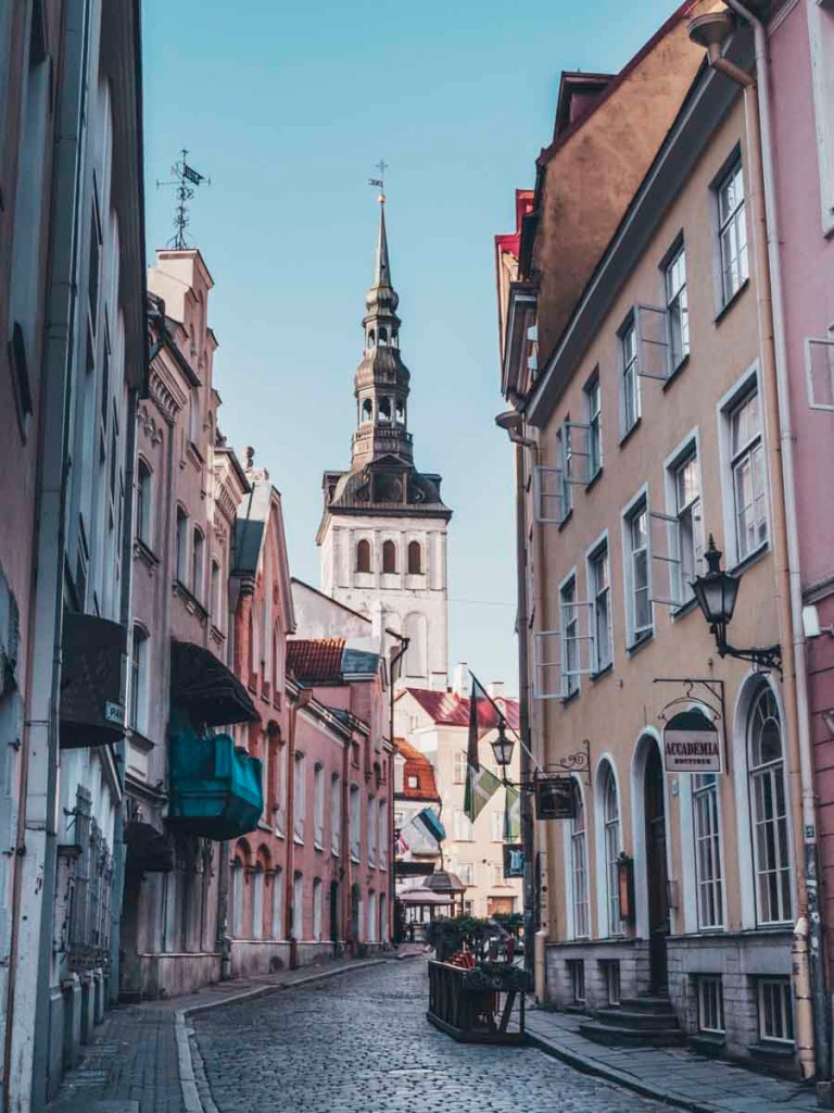 things to do in tallinn, estonia and around it