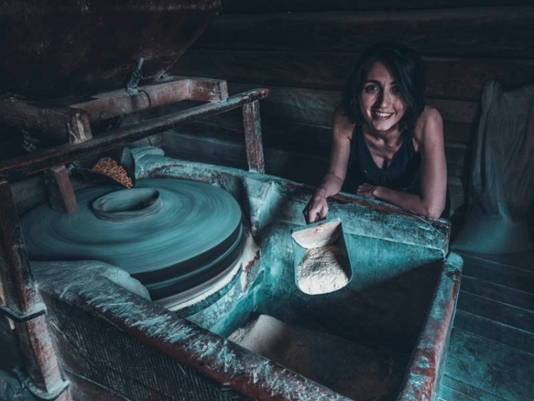 places to see in romania eftimie murgu unesco heritage site water mills