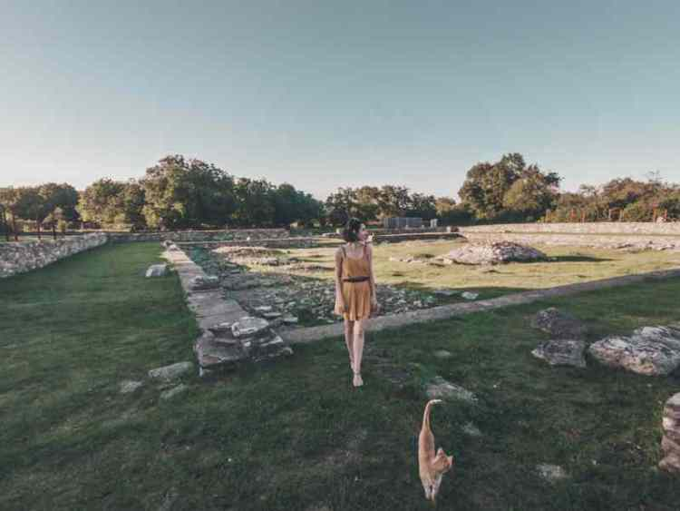 Sarmizegetusa, the Roman Capital of Dacia