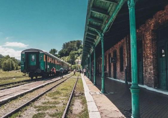 Oravita to Anina train ride: The oldest railway in SE Europe Romania