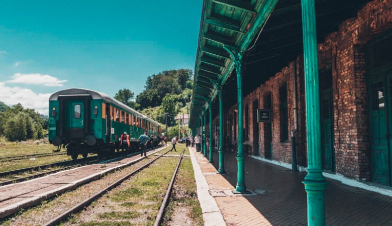 Oravita to Anina train ride: The oldest railway in SE Europe Romania