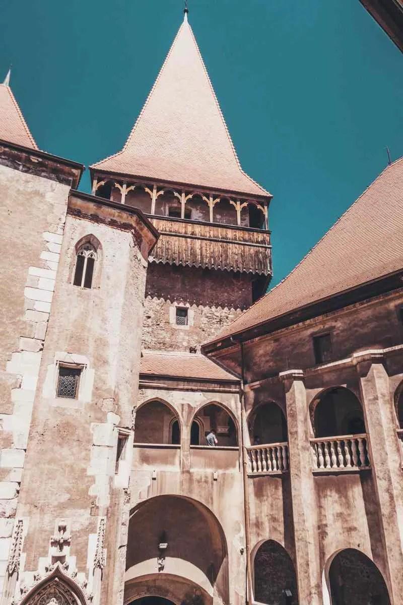 Hunedoara Castle (Corvin Castle or Castelul Corvinilor)